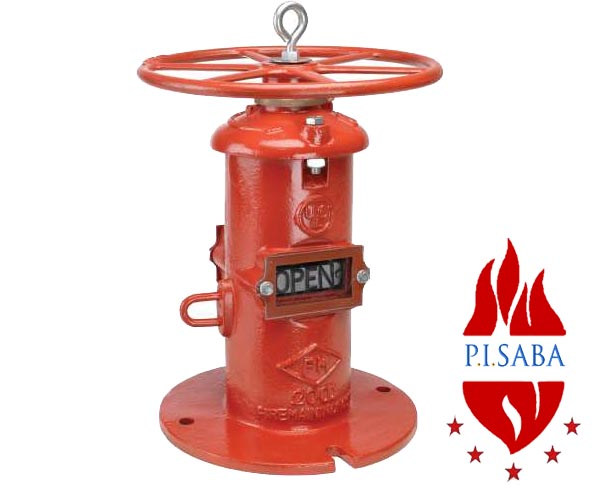 شیرآلات آتش نشانی